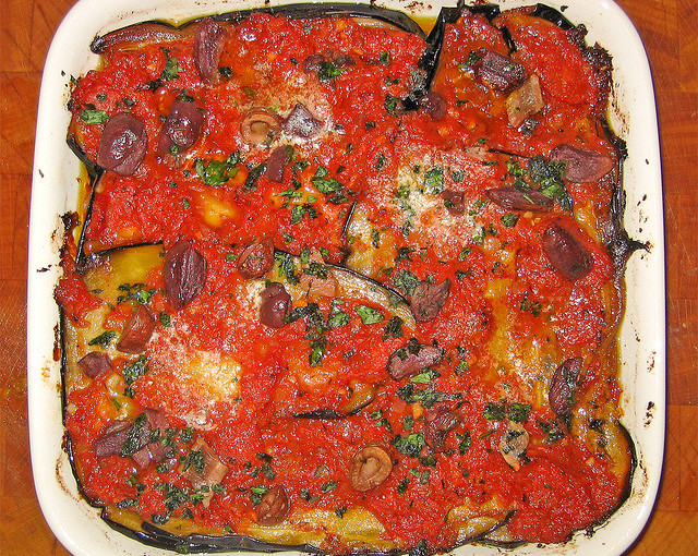 Kuchnia włoska oraz krajowe mięso sezonowane
